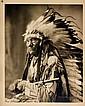 LITTLE WOUND  (Taopi Chik'ala), Oglala Lakota, 1899.