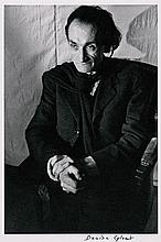 ANTONIN ARTAUD BY DENISE COLOMB.