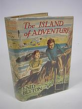 BLYTON, Enid - The Island of Adventure,: cl., d.-w