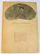 PAGAN, Elizabeth H.C.: - Greeks and Persians being