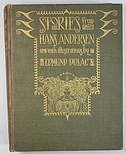 ANDERSEN, Hans - Stories,: Illustrated with tipped