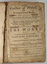 CULPEPER, Nicholas etc.- The Practice of Physick,: