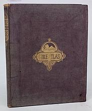 CLARK, Samuel, ed. - The Bible Atlas, : 12 plts.,