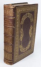 BIBLE: LEE, Samuel, ed. - Biblia Sacra Polyglotta,