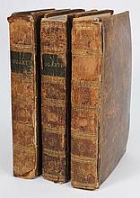IRELAND, John - Hogarth Illustrated:, 3 volumes, c