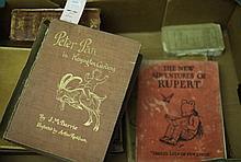 BARRIE, J.M. - Peter Pan in Kensington Gardens,: I