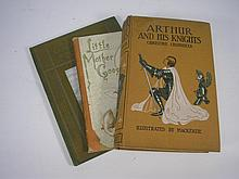 CHAUNDLER, Christine - Arthur and His Knights,: Il