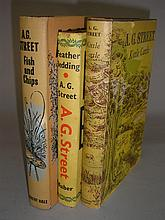 STREET, A. G : a collection of 49 volumes (34 in