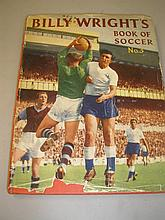 FOOTBALL ANNUALS : Inc. Billy Wright's Book of