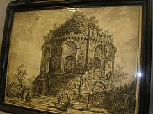 PIRANESI, Giovanni Battista [1720-1778] - Veduta