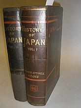 ADAMS, Francis Ottiwell - The History of Japan : 2