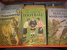LADYBIRD BOOKS : a large collection, many with
