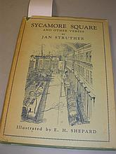STRUTHER, Jan - Sycamore Square : illustrated by