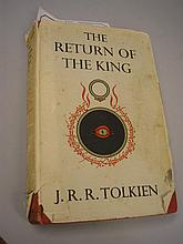 TOLKEIN J.R.R - The Return of The King : org.