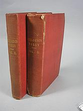 Fielding, Henry - The Works : 2 vols in one, org.