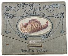 POTTER, Beatrix - The Story of Miss Moppet :