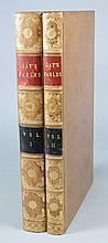 GAY, John - Fables by John Gay, with a life of the