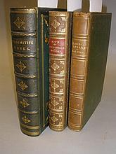 BINDINGS : Goldsmith, Oliver - The Complete Works.
