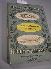WILLIAMSON, Henry - Tales of Moorland & Estuary :