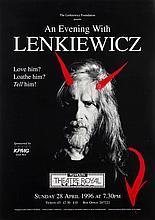 An Evening With Robert Lenkiewicz Poster- Love him