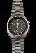 Omega. A gentleman's 'Omega Speedmaster Profession