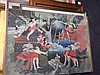European School Circa 1980- Theatrical stage