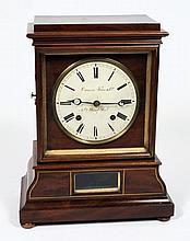 Camerer Kuss & Co, a Black Forest mantel clock: th
