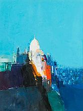 * Donald Hamilton Fraser [1929-2009]- Sketch for M