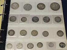 A collection of British coinage: including crowns,