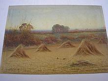 OYSTON, George : [1861-1937] original watercolour,