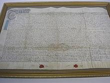 A GEORGE II INDENTURE, relating to land in the Sto
