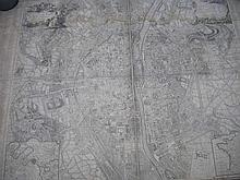 JAILLOT, B : Plan de la Ville de Paris et de ses F