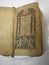 BIBLE : The Holy Bible Containing the Old Testamen