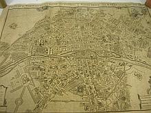 DE FER, Nicholas : Le Plan de Paris, ses Faubourgs