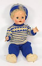 A pedigree Princess Anne doll: 38cm. high.