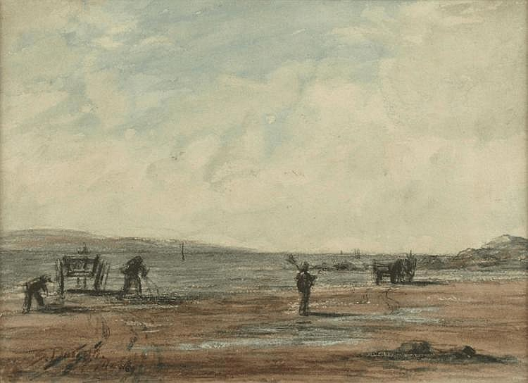 Attributed to Sam Bough (19th Century)