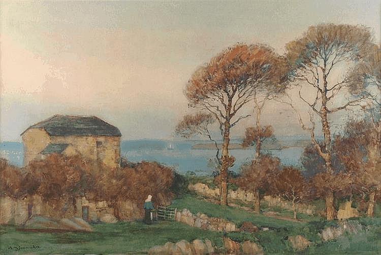 A. Moulton Foweraker (1873 - 1942)