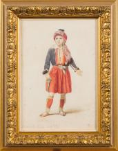 A SINGLE OWNER COLLECTION OF MINIATURES, SMALL PORTRAITS