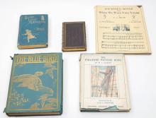 MAETERLINCK, Maurice - The Blue Bird a fairy play
