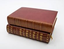 BINDINGS : The Poetical Works of John Keats - full