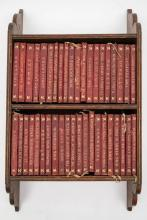 SHAKESPEARE, William - Temple Edition : 41 vols, o
