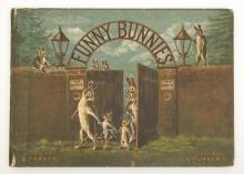 PARKER, B & N - Funny Bunnies : 12 colour plates,