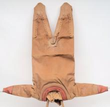 A 6-bolt diving suit with laced legs by Siebe Gorman & Co Ltd, London:, wit