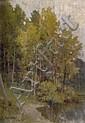 Édouard Bernard DEBAT-PONSAN (1847-1913) Étang en
