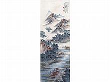 WU QINGXIA go fishing chart