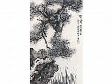 WU Fan pine Figure