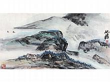 Zhu QIZHAN landscape