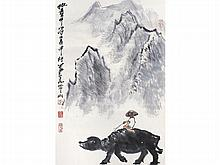 Li Keran landscape