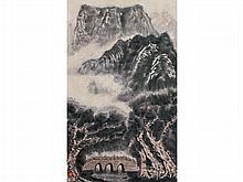 Xiu Li Keran painting