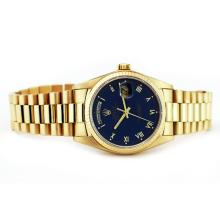 Rolex Presidential Day-Date 18K Gold Wristwatch